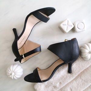 Nine West Asymmetrical Cuff Heels
